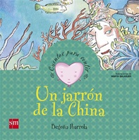 Un jarrón de la China