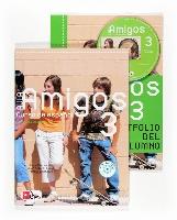 Aula Amigos 3 Internacional. Pack Alumno