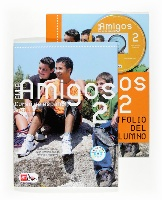 Aula Amigos 2 Internacional. Pack alumno