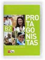 Protagonistas B2. CD de Banco de Actividades