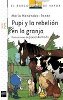 Pupi y la rebelión en la granja