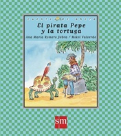 El pirata Pepe y la tortuga