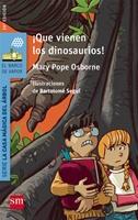 ¡Que vienen los dinosaurios!