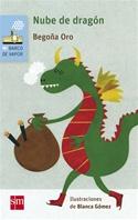 Nube de dragón. Libro personalizado