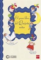 El gran libro del Quijote niño