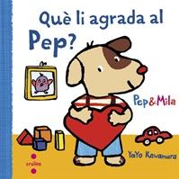 Què li agrada al Pep?