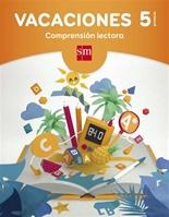 Vacaciones: comprensión lectora. 5 Educación Primaria