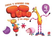 Juega y aprende con Tutu y sus amigos. 4 años