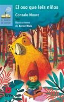 El oso que leía niños