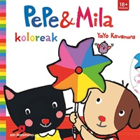 Pepe & Mila koloreak