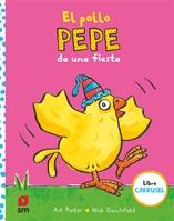 El pollo Pepe da una fiesta