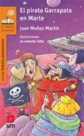 El pirata Garrapata en Marte