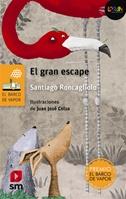 El gran escape. Libro digital LORAN