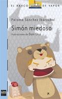 Simón miedoso (Kindle)