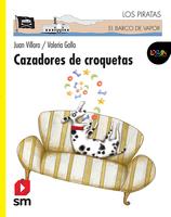 Cazadores de croquetas. Libro digital LORAN