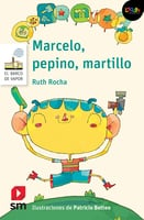 Marcelo, pepino, martillo. Libro digital LORAN