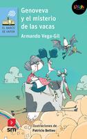 Genoveva y el misterio de las vacas. Libro digital LORAN