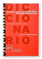 Diccionario combinatorio PRÁCTICO del español contemporáneo-(RUSTICA)