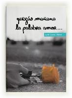 Quizás mañana la palabra amor (eBook-ePub)