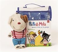 Pepe y Mila pasan el día en la granja (Pack de Pepe)