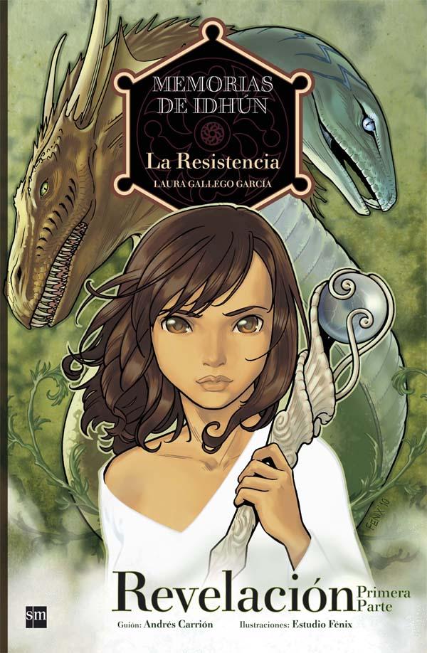 Memorias de Idhún: La Resistencia. Revelación [1ª Parte]. Cómic