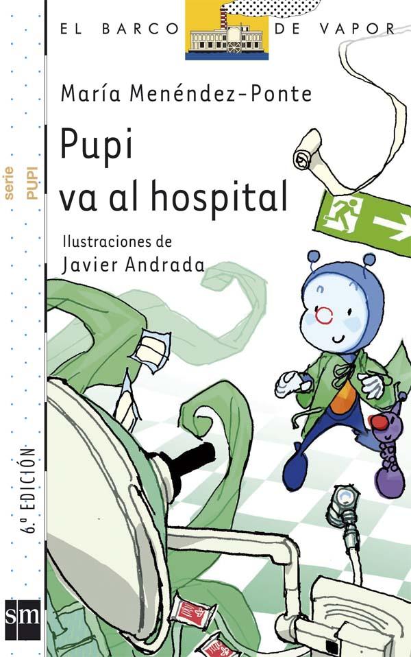 Pupi va al hospital