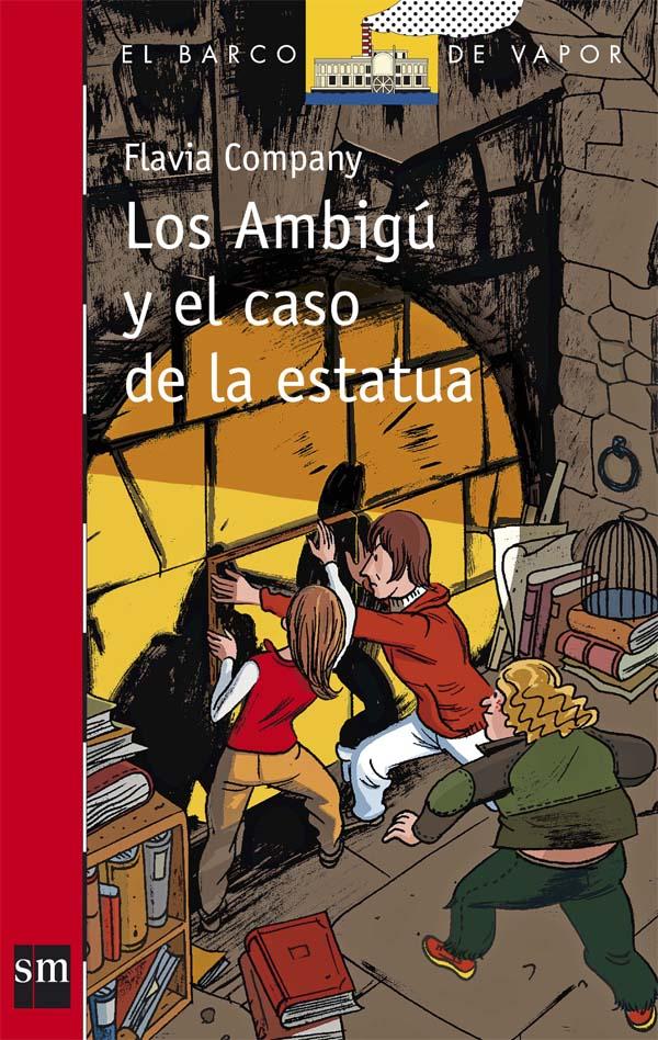 Los ambigú y el caso de la estatua