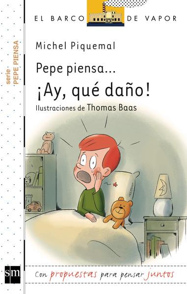 Pepe piensa... ¡Ay, qué daño!