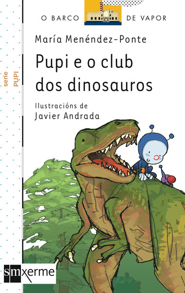 Pupi e o club dos dinosauros