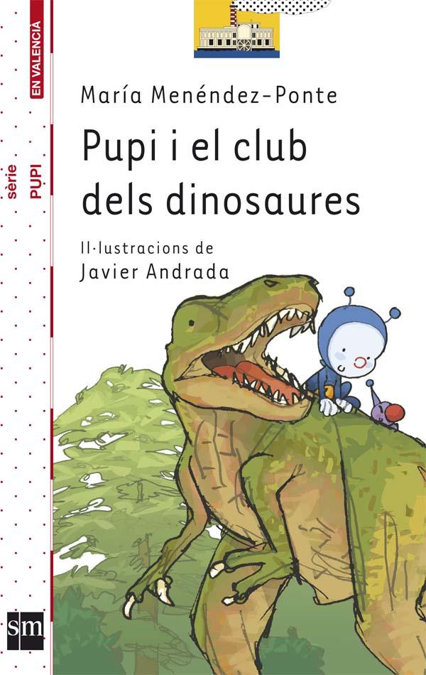 Pupi i el club dels dinosaures