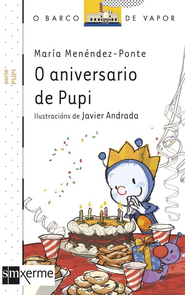 O aniversario de Pupi