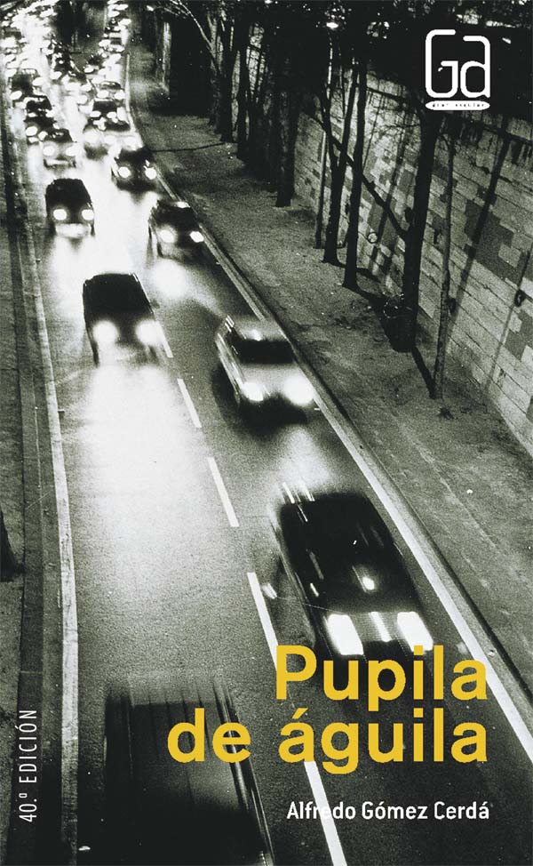 Pupila de águila (eBook-ePub)