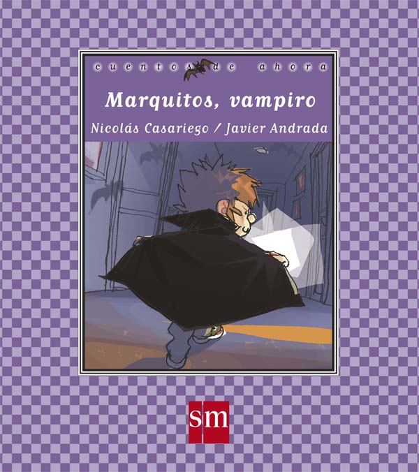 Marquitos, vampiro