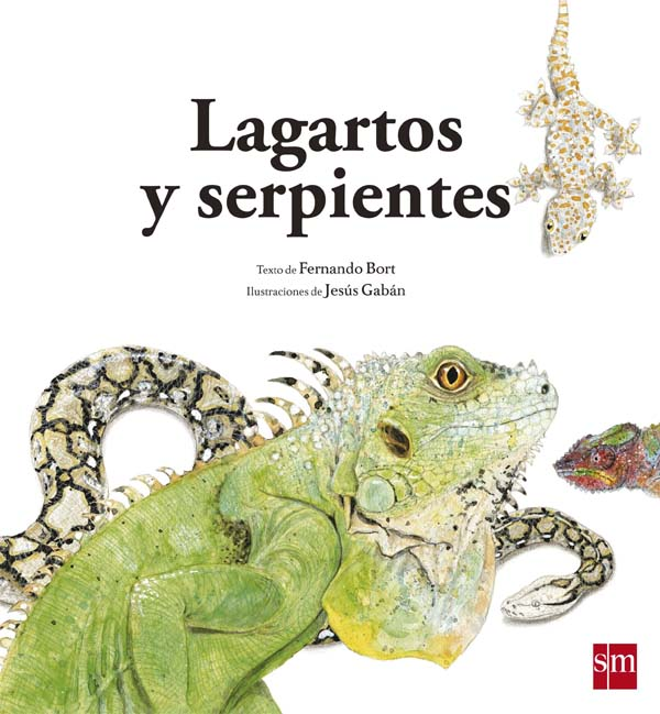 Lagartos y serpientes