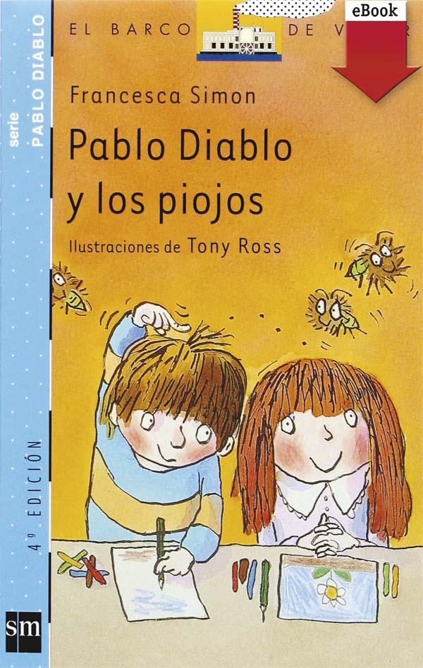 Pablo Diablo y los piojos (eBook-ePub)