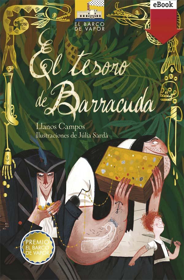 El tesoro de Barracuda (Kindle)