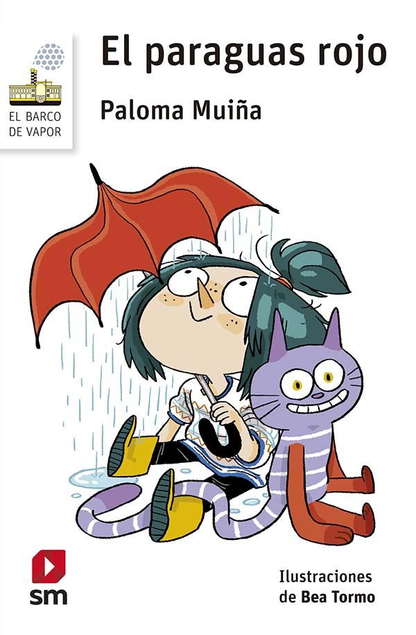 El paraguas rojo (eBook-ePub)