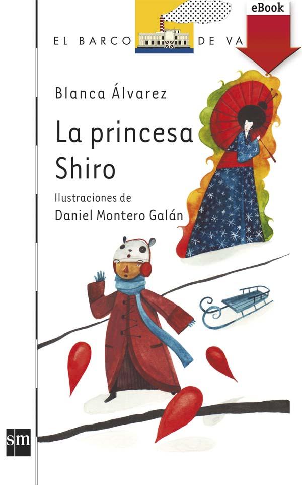 La princesa Shiro (eBook-ePub)