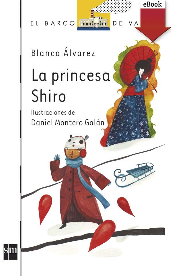 La princesa Shiro (Kindle)