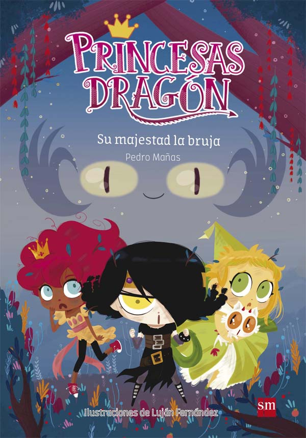Princesas Dragón: Su majestad la bruja