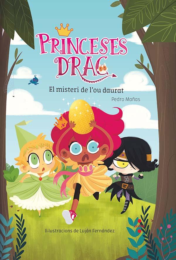Princeses Drac 1: El misteri de l