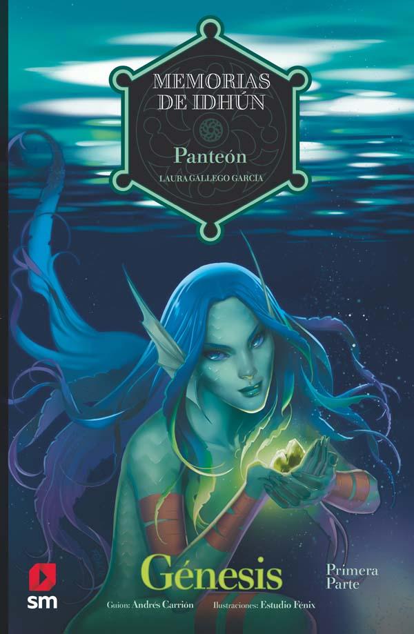 Memorias de Idhún: Panteón. Génesis [1ª parte]. Cómic