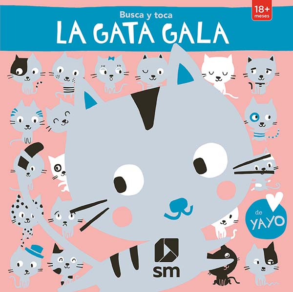 Busca a la gata Gala