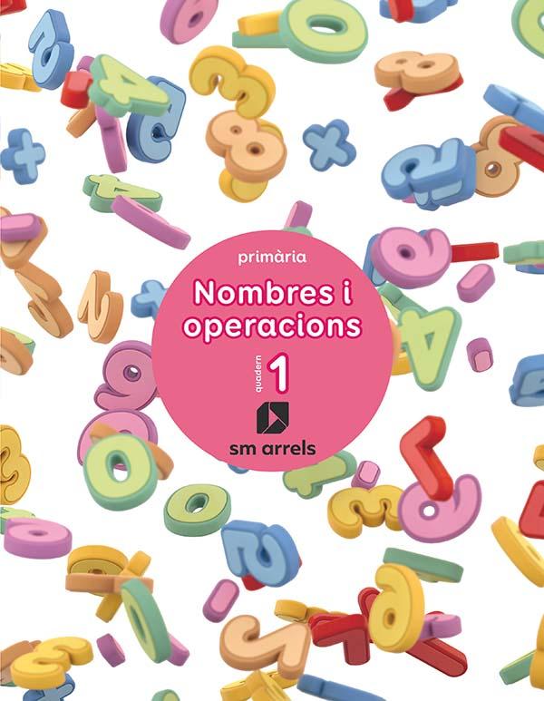 Quaderm. Nombres i operacions 1.  Primària