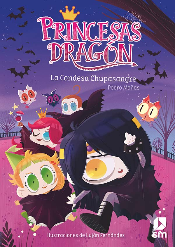 Princesas Dragón: La condesa Chupasangre