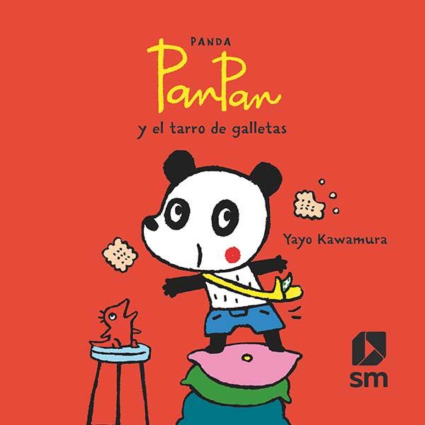 Panda PanPan y el tarro de galletas