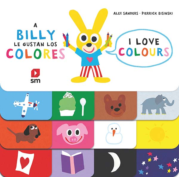 Billy y los colores