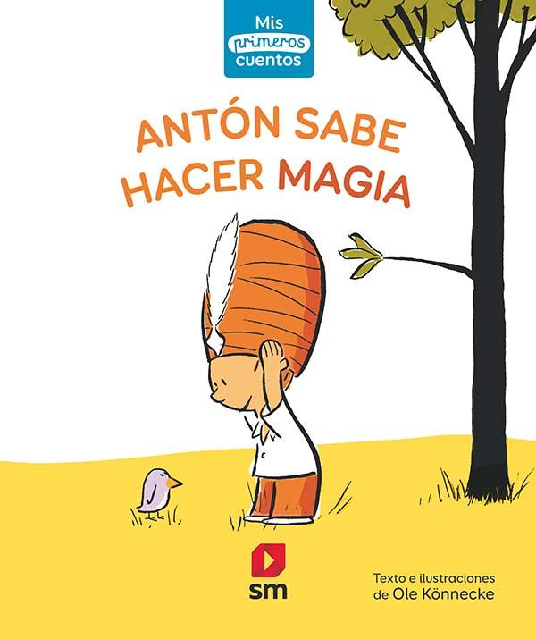 Antón sabe hacer magia