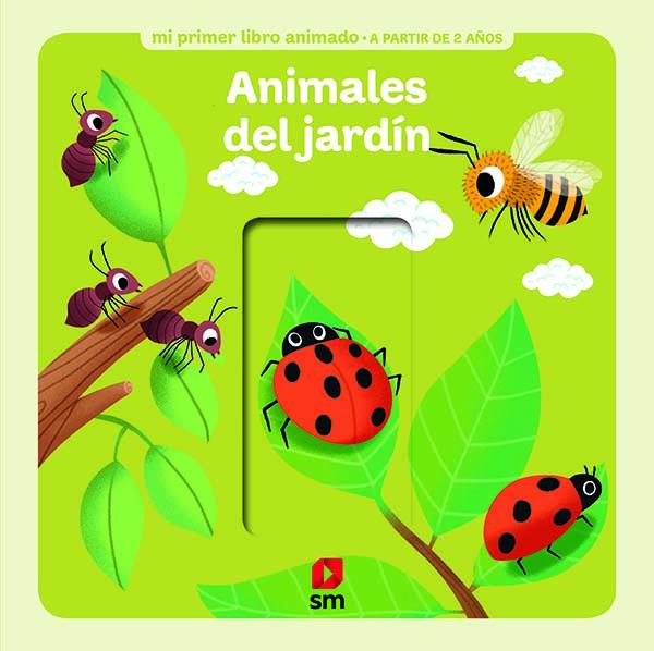 Animales del jardín