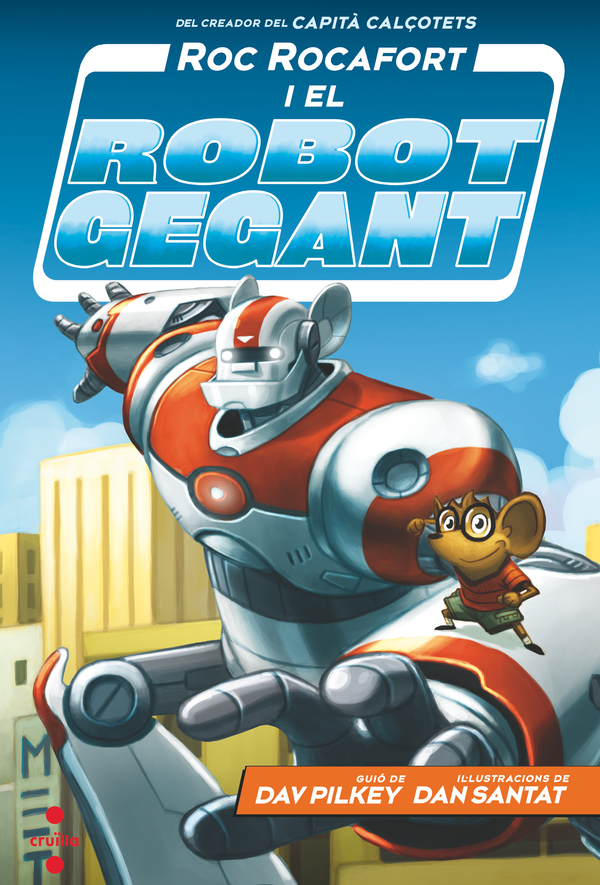 C-RR.1 - Roc Rocafort i el robot gegant